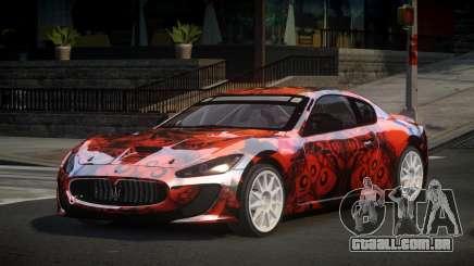 Maserati Gran Turismo US PJ4 para GTA 4
