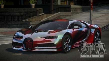 Bugatti Chiron Qz S1 para GTA 4