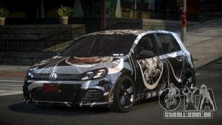 Volkswagen Golf GS-U S8 para GTA 4