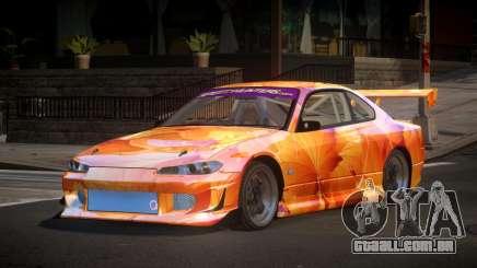 Nissan Silvia S15 Zq L10 para GTA 4