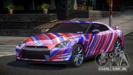 Nissan GT-R UR S2 para GTA 4