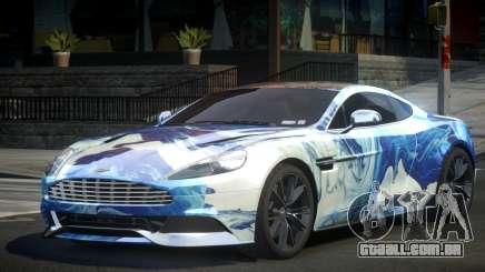 Aston Martin Vanquish Zq S9 para GTA 4