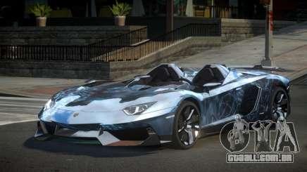 Lamborghini Aventador GST-J S6 para GTA 4
