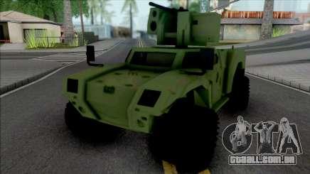 Otokar Akrep 2 4x4 para GTA San Andreas