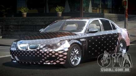 BMW M5 E60 GS S3 para GTA 4