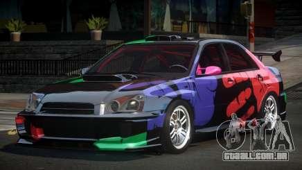 Subaru Impreza G-Tuning S7 para GTA 4