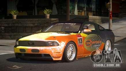 Ford Mustang GS-R L9 para GTA 4