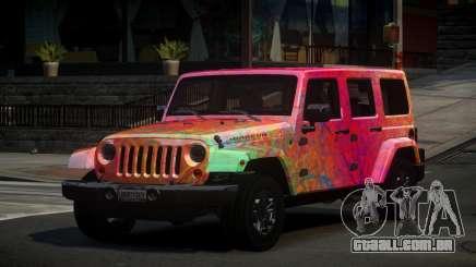 Jeep Wrangler US S5 para GTA 4