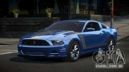 Ford Mustang GS-302 para GTA 4