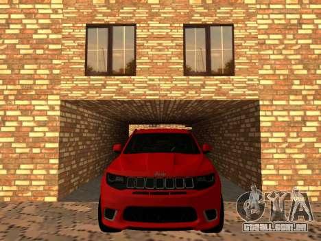 Jeep Grand Cherokee Trackhawk Supercharged para GTA San Andreas