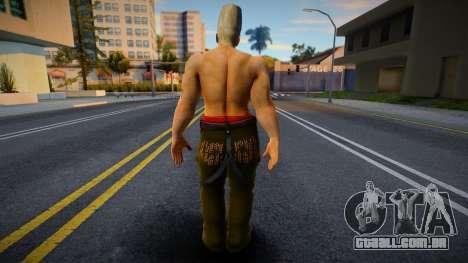 Paul Gangstar para GTA San Andreas
