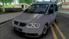Volkswagen Caddy 2007 (MRT) para GTA San Andreas