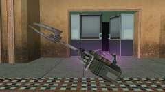 Plasma caster from Fallout New Vegas para GTA Vice City