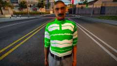 Grove Street Tbone para GTA San Andreas