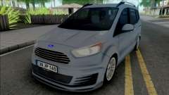 Ford Tourneo Couier (J A P S Edit) para GTA San Andreas