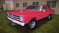 Plymouth Belvedere 2-door Sedan 1965 para GTA Vice City