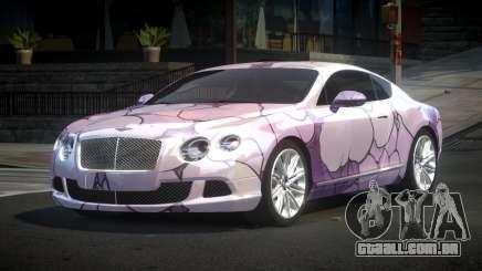 Bentley Continental Qz S8 para GTA 4