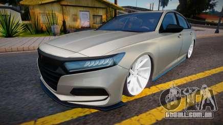 Honda Accord 2020 para GTA San Andreas