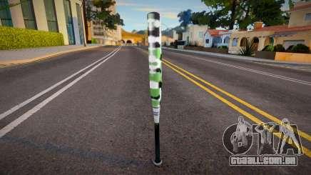 Army Baseball Bat para GTA San Andreas