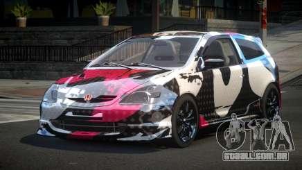 Honda Civic BS-U S10 para GTA 4