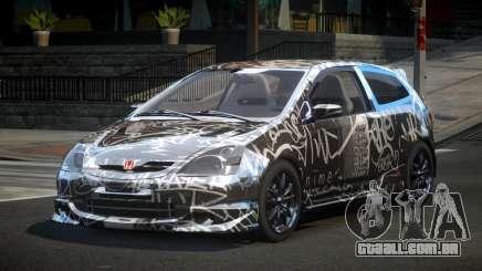 Honda Civic BS-U S5 para GTA 4