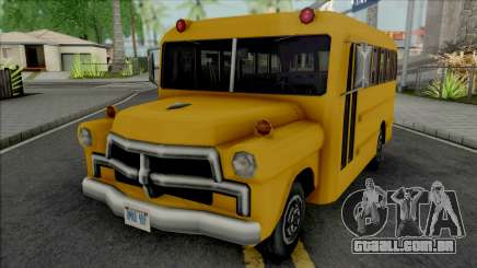 Walton Bus para GTA San Andreas