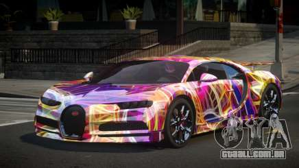 Bugatti Chiron GT S2 para GTA 4