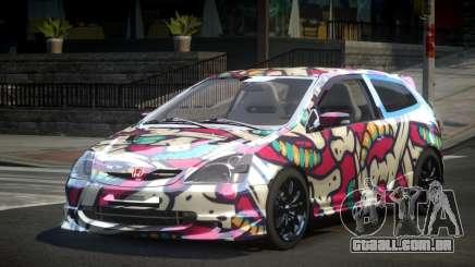 Honda Civic BS-U S8 para GTA 4
