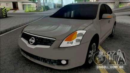 Nissan Altima 2010 v2 para GTA San Andreas