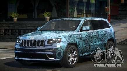 Jeep Grand Cherokee Qz S6 para GTA 4