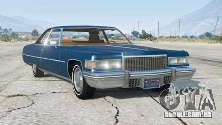 Cadillac Coupe de Ville 1975〡add-on v1.01 para GTA 5