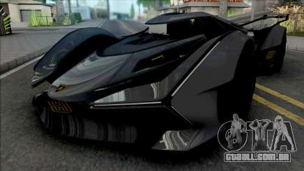 Lamborghini Lambo V12 Vision Gran Turismo v2 para GTA San Andreas