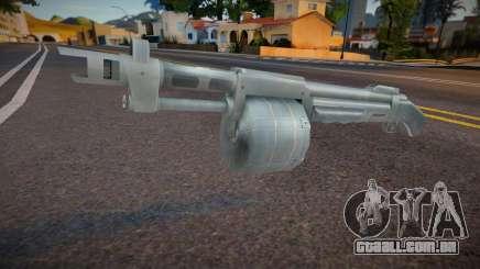 Chromegun - Ammunation Surplus para GTA San Andreas