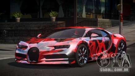 Bugatti Chiron GT S6 para GTA 4
