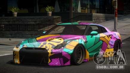 Nissan GT-R ZR S2 para GTA 4