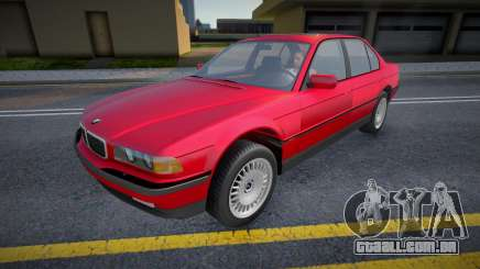 BMW e38 750I (RWmods) para GTA San Andreas