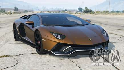 Lamborghini Aventador LP 780-4 Ultimae (LB834) 2021〡add-on v6.0 para GTA 5