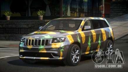Jeep Grand Cherokee Qz S10 para GTA 4