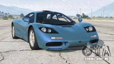 McLaren F1 1 1993〡add-on v1.2 para GTA 5