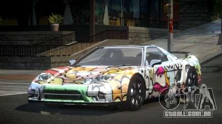 Honda NSX-R US S10 para GTA 4