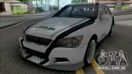 Lexus IS300 (MRT) para GTA San Andreas