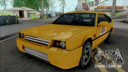 Pizza Delivery Car para GTA San Andreas