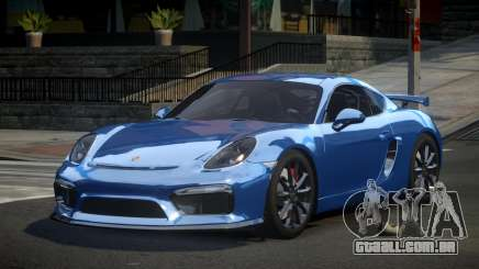 Porsche Cayman Qz para GTA 4