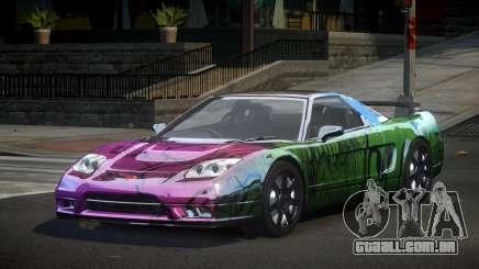 Honda NSX-R US S2 para GTA 4